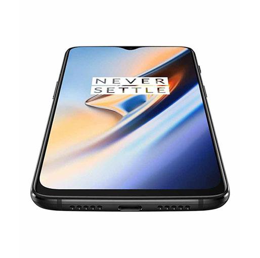 OnePlus 6T Dual SIM 128GB 8GB RAM 4G LTE - Midnight Black