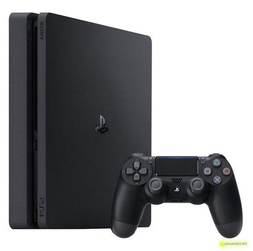 Playstation 4 Slim 1TB + Death Stranding