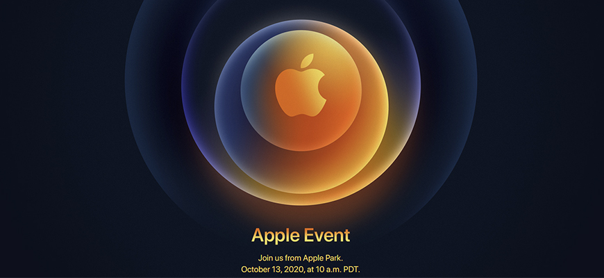 Apple October 13 launch event for iPhone 12