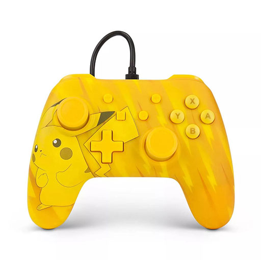 Buy PowerA Pokemon Wired Controller for Nintendo Switch - Yellow at best price in Qatar.