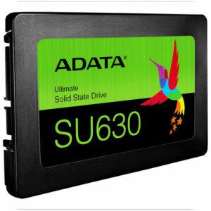 "Buy ADATA Technology 1.92TB Ultimate SU630 SATA III 2.5"" Internal SSD in Qatar"