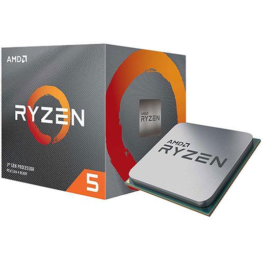 Buy AMD RYZEN 5 3600X 6-Core 3.8 GHz (4.4 GHz Max Boost) Socket AM4 95W 100-100000022BOX Desktop Processor in Qatar