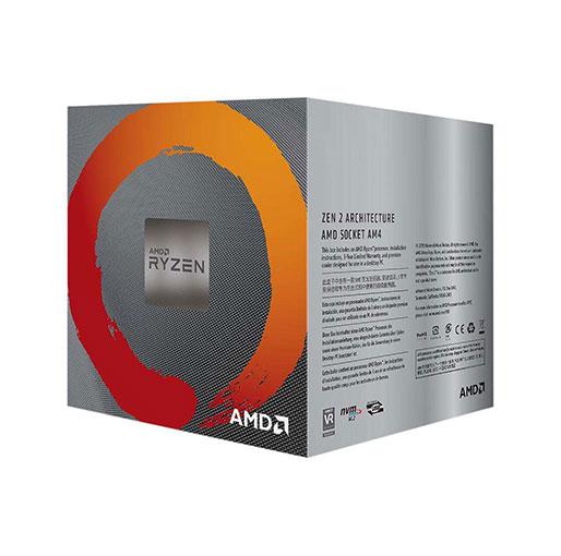 AMD RYZEN 5 3600X 6-Core 3.8 GHz (4.4 GHz Max Boost) Socket AM4 95W 100-100000022BOX Desktop Processor