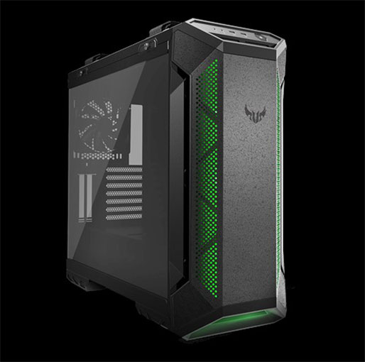 ASUS TUF Gaming GT501 Mid-Tower Computer Case for up to EATX Motherboards