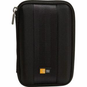 Buy Case Logic QHDC-101 External Portable Hard Drive Case - Black in Qatar