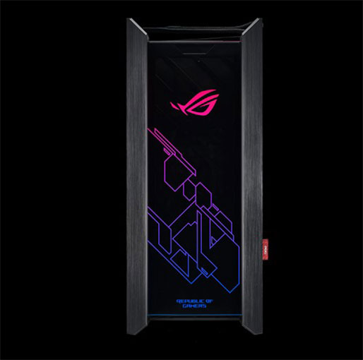 ASUS ROG Strix Helios RGB ATX/EATX mid-tower Gaming PC Case - Black