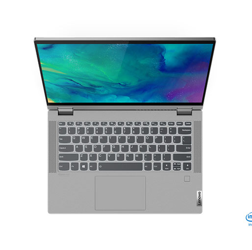 "Lenovo IdeaPad Flex 5 14IIL05 i3-1005G1 3.4GHz, 4GB RAM, 256GB SSD, 14"" FHD Multi-touch Display, Windows 10 Home, English/ Arabic Keyboard - Graphite Grey"