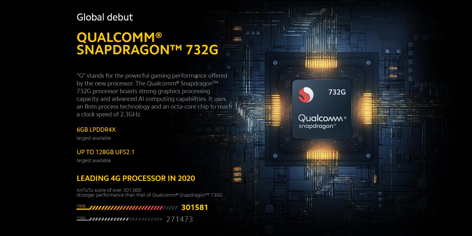 Xiaomi Poco X3 Dual SIM 6GB RAM 128GB 4G LTE Cobalt Blue-2