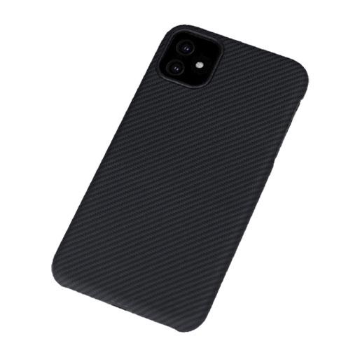 "Pitaka Air Case Case For iPhone 11 (6.1"") - Black/Grey"