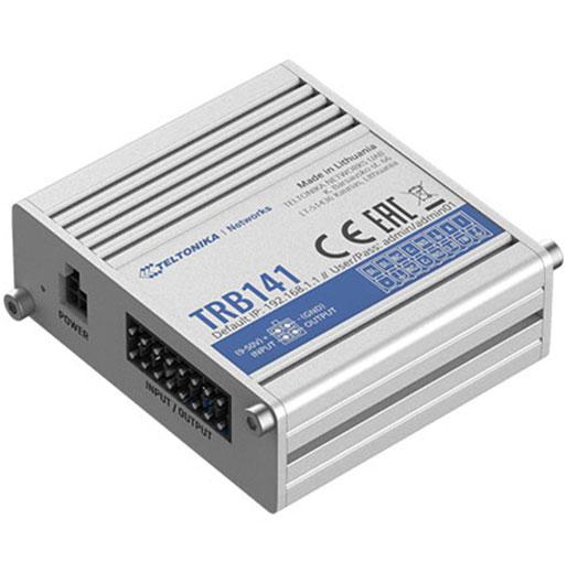 Buy Teltonika TRB141 Industrial Rugged GPIO 4G/LTE Gateway in Qatar