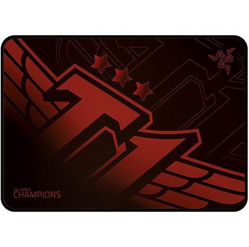 Buy Razer Goliathus SKT T1 Edition Soft Gaming Mouse pad Mat - Medium - Speed RZ02-01072300-R3M1 at best price in Qatar.