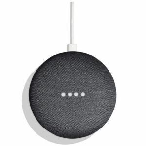 Buy Google Home Mini (Charcoal) Smart Speaker at best price in Qatar.