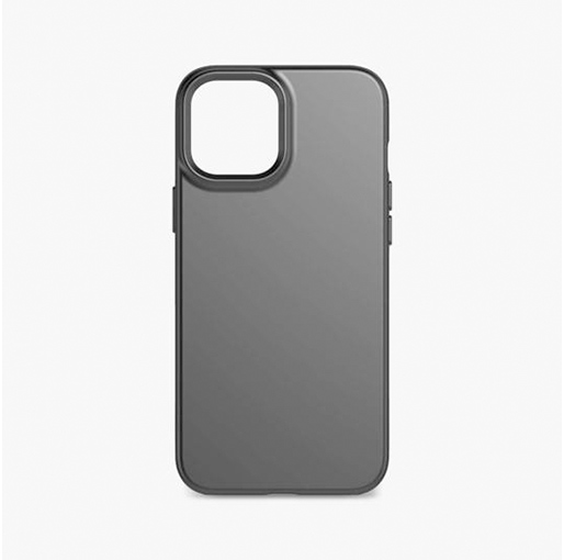 """Buy Tech21 iPhone 12 Pro Max 6.7"""" Evo Slim Case- Charcoal Black at best price in Qatar."""