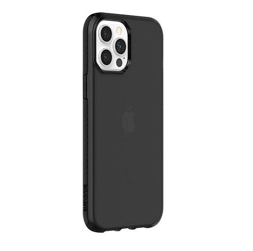 Griffin Survivor iPhone 12 Pro Max 6.7 Clear Case – Black