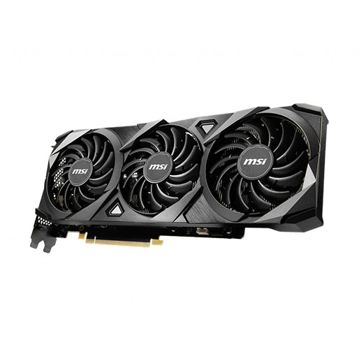 MSI GeForce RTX 3070 DirectX 12 VENTUS 3X OC 8GB 256-Bit GDDR6 PCI Express 4.0 HDCP Ready Video Card