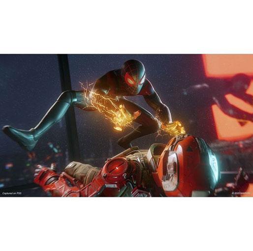 Marvel Spider-Man Miles Morales PS5