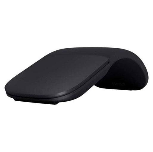Buy Microsoft Surface Arc Bluetooth Mouse Black ELG-00008 in Qatar