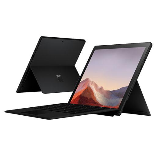 "Microsoft Surface Pro 7 12.3"" Core i5 1035G4 8GB RAM 256 GB SSD Windows 10 Pro Matte black"