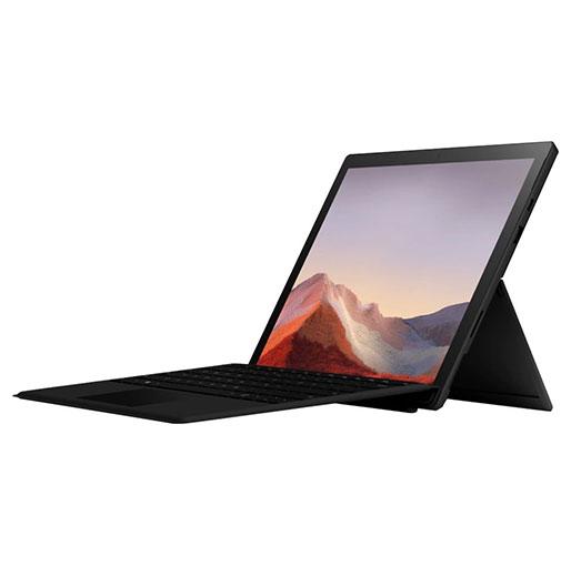"Buy Microsoft Surface Pro 7 12.3"" Core i5 1035G4 8GB RAM 256 GB SSD Windows 10 Pro Matte black in Qatar"
