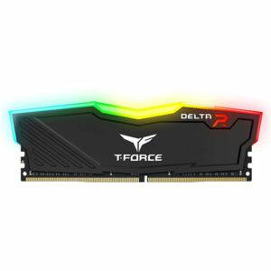 Buy Team T-Force Delta RGB 16GB (2 x 8GB) 288-Pin DDR4 SDRAM DDR4 3200 (PC4 25600) Intel XMP 2.0 Desktop Memory Gaming RAM l TF3D416G3200HC16CDC01 on Qatar