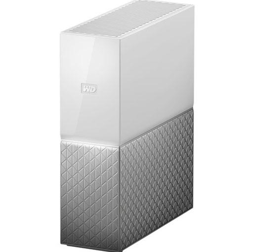 WD My Cloud Home 2TB 1-Bay Personal Cloud NAS Server (1 x 2TB) WDBVXC0020HWT-EESN