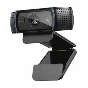 Buy Logitech C920 PRO HD 1080p Webcam at best price in Qatar.