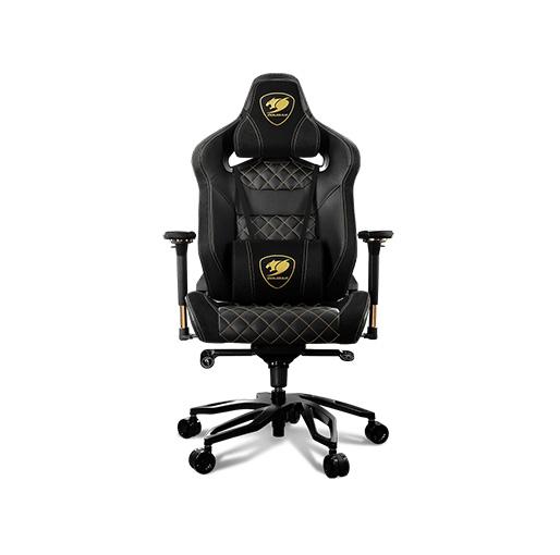 Buy Cougar Armor Titan Pro Royal Gaming Chair (Black) at best price in Qatar.