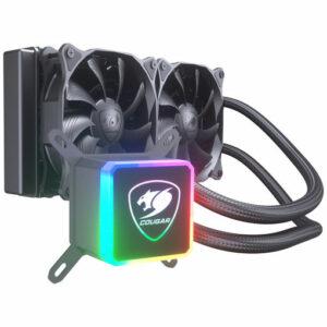 Buy Cougar AQUA 240 RGB Liquid CPU Cooler at best price in Qatar.