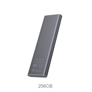 Buy Hoco 256GB UD7 Portable SSD Extreme speed USB & Type-C 3.1 Gen2 in Qatar