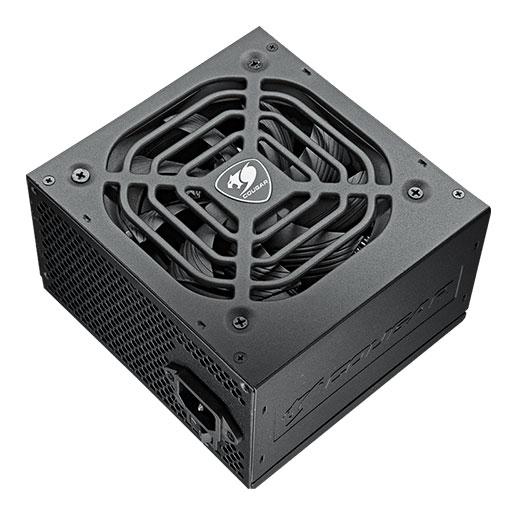 COUGAR XTC500 500watt BLACK ATX Power Supply 80Plus White