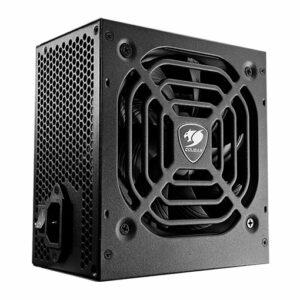 Buy COUGAR XTC500 500watt BLACK ATX Power Supply 80Plus White inQatar