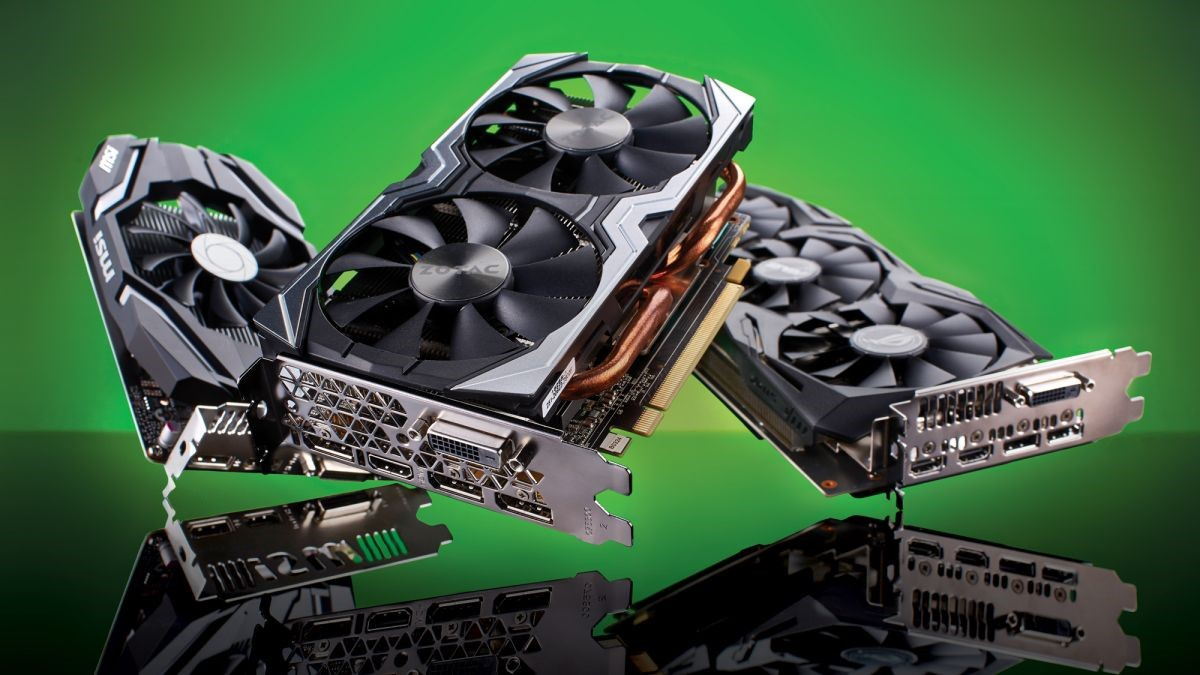 Buy GPU/Graphics Card for Gaming PC Building in Qatar
