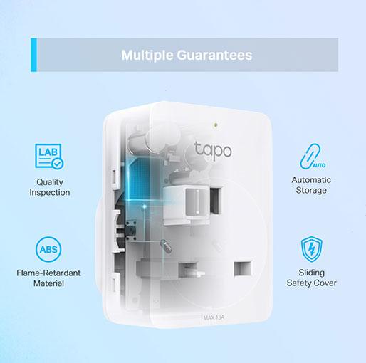 TP-Link Tapo P100 Mini Smart Wi-Fi Socket