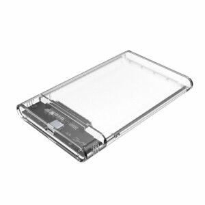 Buy Unitek DiskGuard Limpid R USB-C to SATA6G 2.5 HDDSSD HDD & SSD Enclosure in Qatar