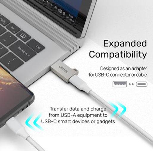 Unitek USB 3.0 to USB-C Adapter