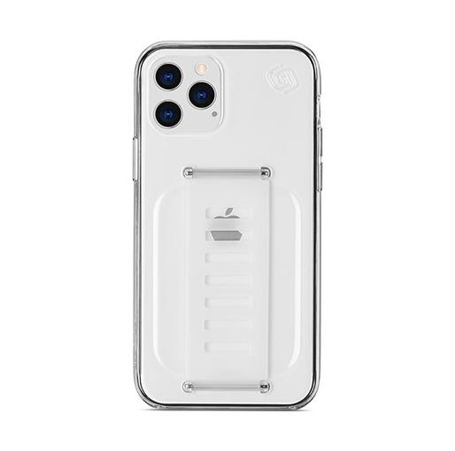 Grip2U Slim Case iPhone 12 / 12 Pro - Clear
