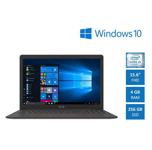 "Buy I-Life ZED Air CX3 -1506X,Intel Core i3 -5005U,4GB RAM,256GB SSD,Intel HD Graphics,15.6"" FHD,Windows 10 at best price in Qatar."