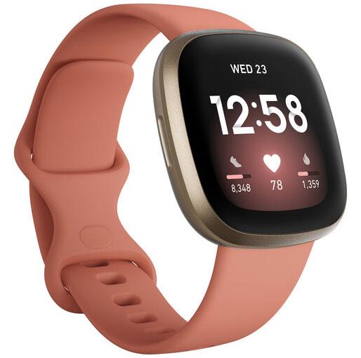 Buy Fitbit Versa 3 GPS Smartwatch at best price in Qatar.