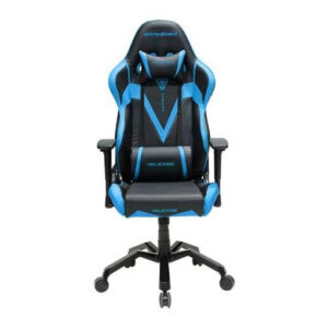 Buy DXRacer Valkyrie Series Office And ESports Gaming Chair With Pillows - Black/Blue at best price in Qatar.