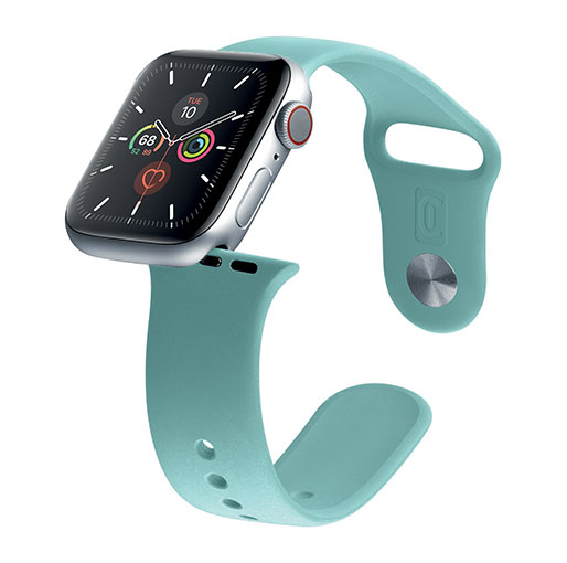 Cellularline Urban Band - Apple Watch 4244 mm Silicone strap for Apple Watch - Green