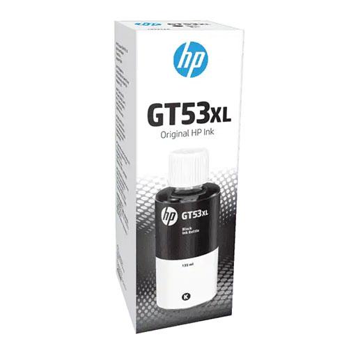 Buy HP GT53XL 135-ml Black Original Ink Bottle in Qatar