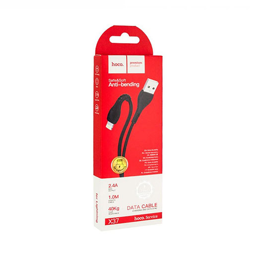 """Hoco Cable USB to Micro-USB """"X37 Cool power"""" charging data sync"""