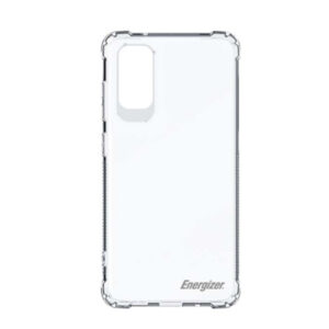 Buy Energizer Shockproof Ultra-Slim Anti Scratch Back Case For Samsung S20 Transparent at best price in Qatar.