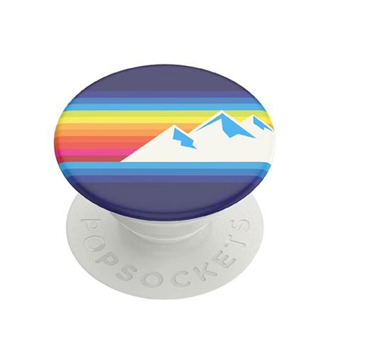 Buy PopSockets PopGrip 2nd Gen Mountain Range at best price in Qatar.