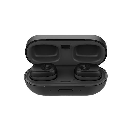 Buy Motorola Moto Buds Charge - True Wireless Bluetooth in-Ear Headphones - Charging Case at best price in Qatar.