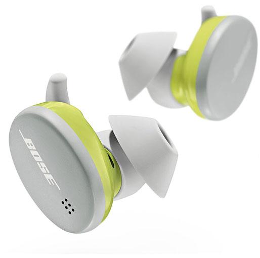 Bose True Wireless In-Ear Sport Headphones - Glacier White