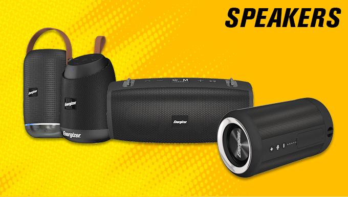 Buy Energizer Speakers in Qatar