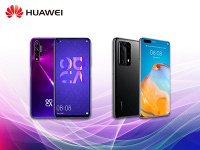 Shop the best Huawei smartphones in Qatar
