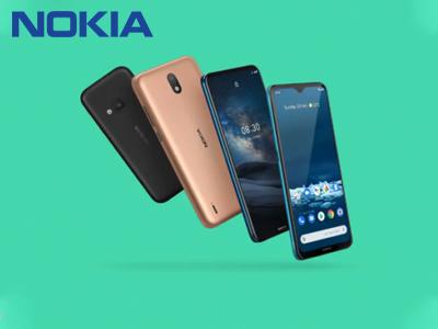 Shop the latest Nokia smartphones in Qatar
