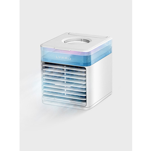 Buy Uniq Blast LYFRO Portable UVC Purifying Air Cooler at best price in Qatar.